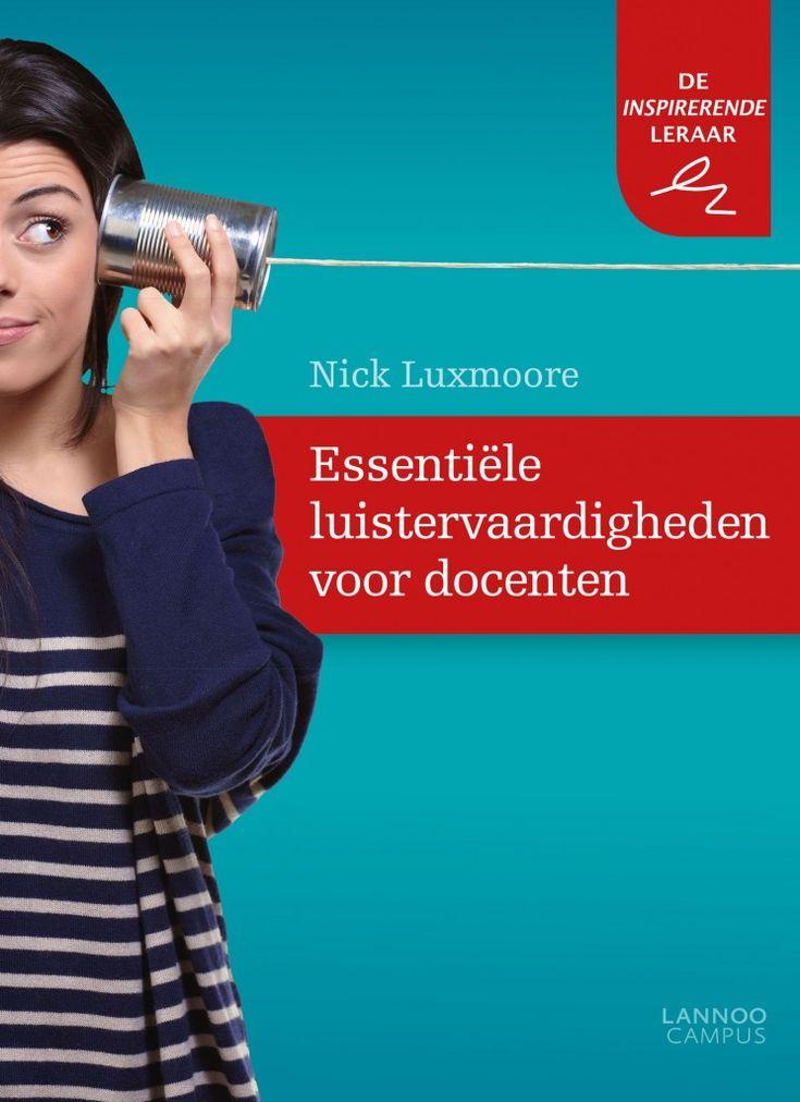 Review: Essentiële luistervaardigheden voor docenten | Klas van juf Linda