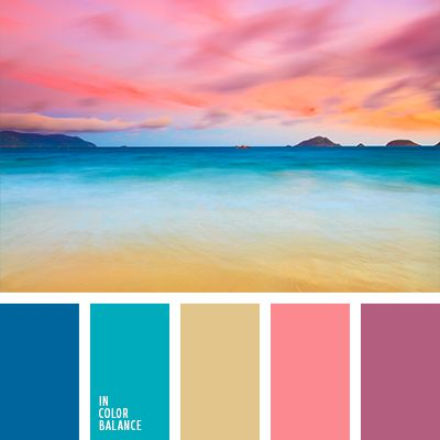 Paleta de colores №1472