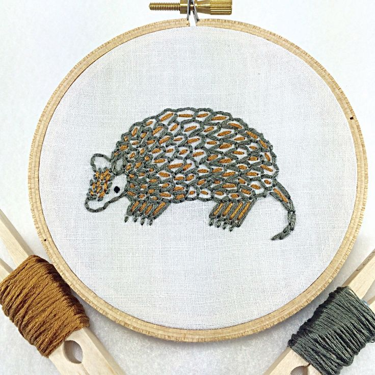 Best animal hoop art collection images on pinterest