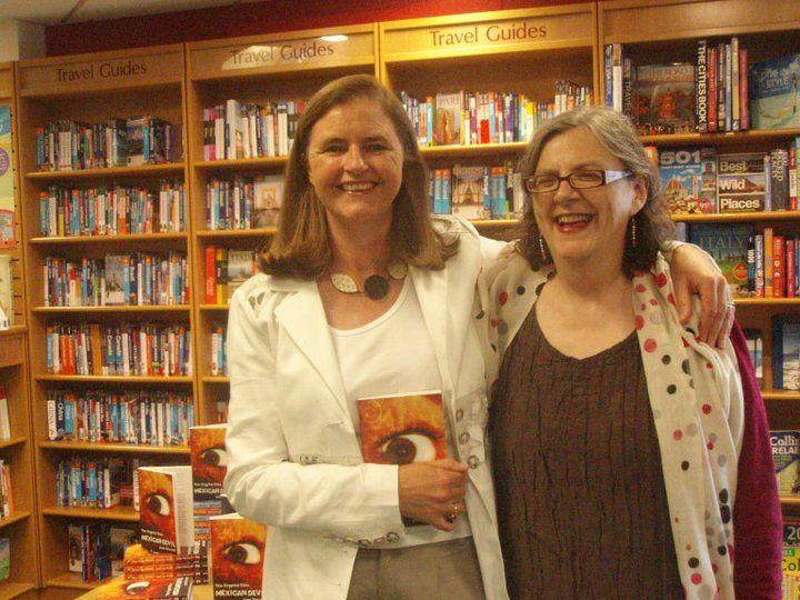Jean Flitcroft & Siobhan Parkinson, author & publisher