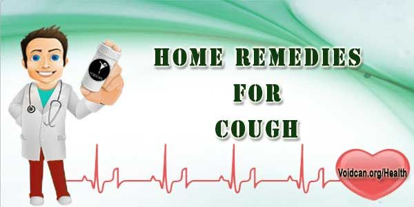 Voidcan.org shares with you simple and easy home remedies for cough.