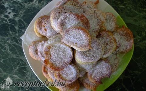 Kanálfánk recept fotóval