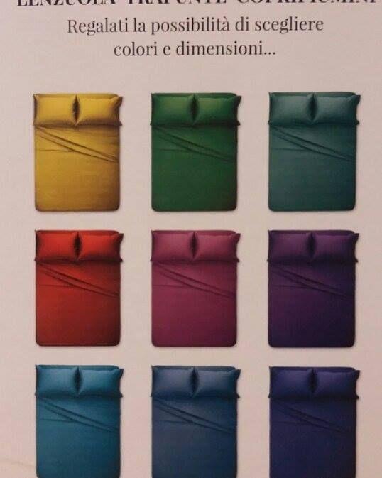 LENZUOLA COPRIPIUMINI QUILT E TRAPUNTE .......regalato la possubilita di scegliere colori e dimensioni #enjoy #like4like #casanuova #colorecalore