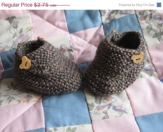 ON SALE Snow Baby Layette Knitting pattern for baby by carolrosa
