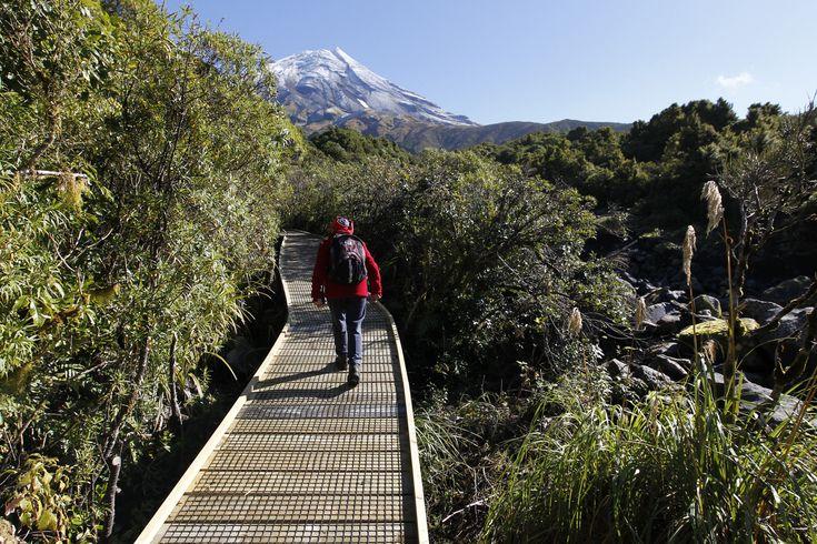 Read New Zealand's secret paradise: the best of Taranaki