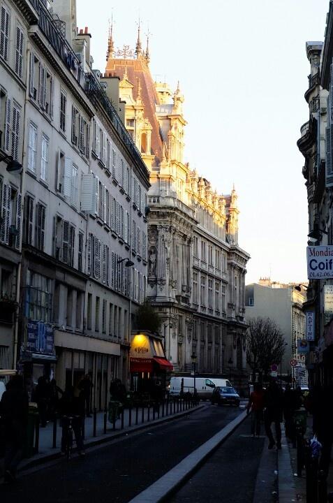 Paris - mairie du 10ème arrondissement