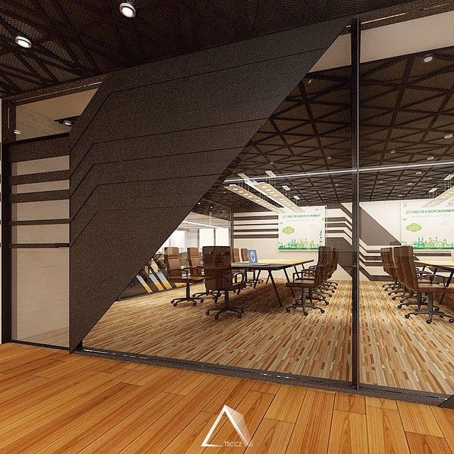 Meeting room - American Center #meetingroom #room #meeting #office #design #interior