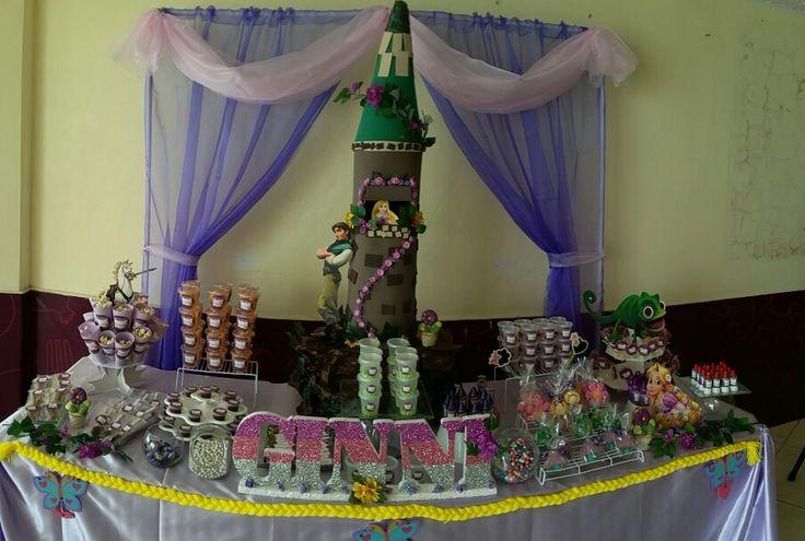 #Princesas #Princess #Rapunzel #Endulzate #Sweet #EndulzandoEspacios