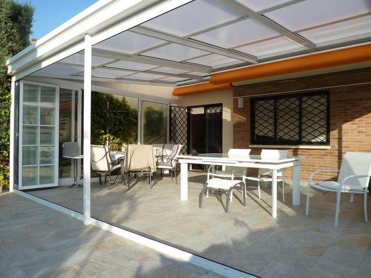 1000 ideas sobre techo policarbonato en pinterest techo for Casetas aluminio para terrazas