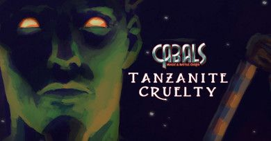 Tanzanite Cruelty - Week 1 News | Cabals: Magic & Battle Cards