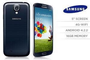 Galaxy S4 :')