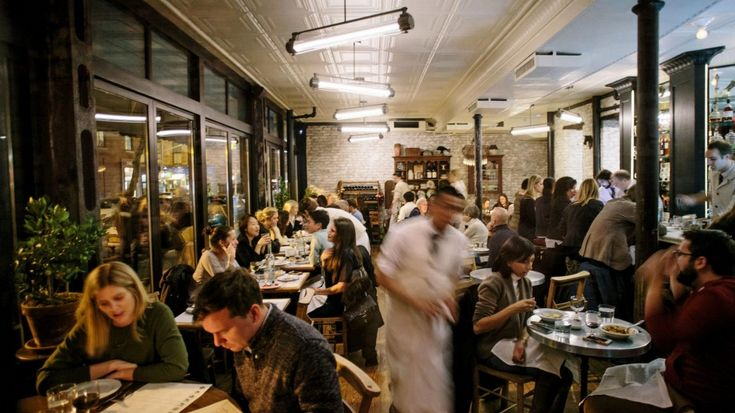 Travel: the New York City restaurants adored by locals