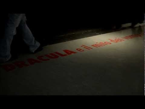 Dracula and Vampires @ Triennale Milano (on Cool and the Bang)