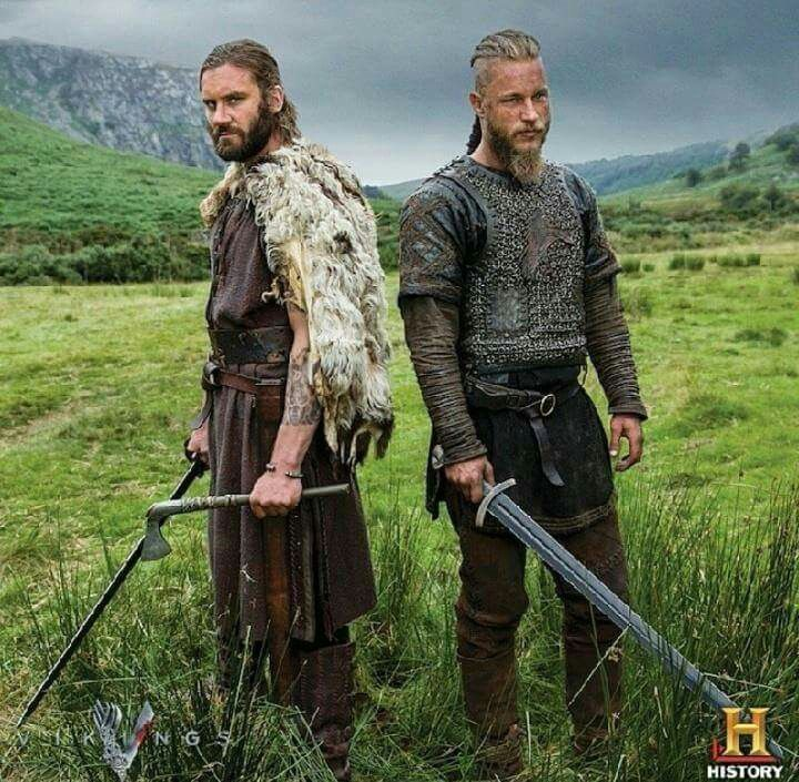Brothers. Vikings.