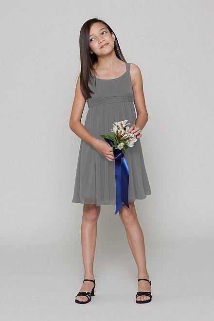 Tamzyn's favorite junior bridesmaid dress!