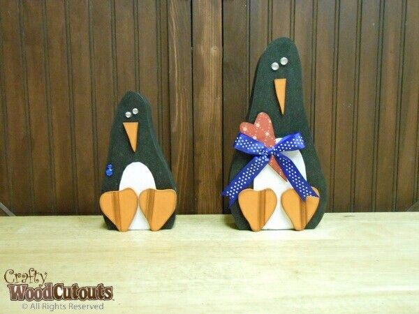 Unfinished Wood Crafts