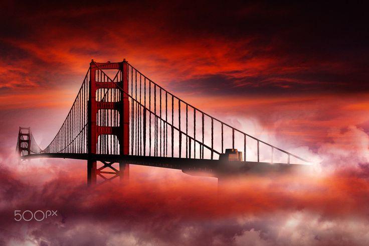 Golden Gate... - null