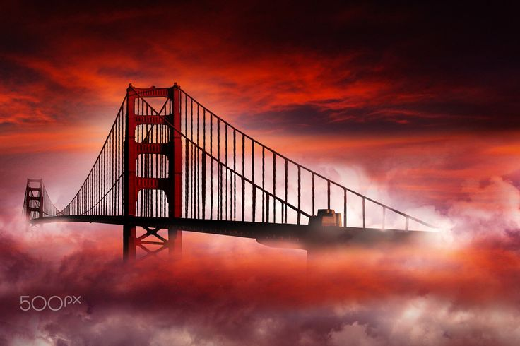 Golden Gate... - null