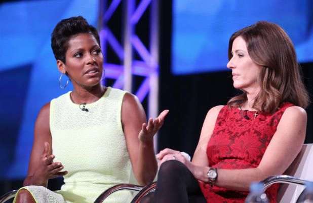 NBC News Anchor Tamron Hall Responds to Ill Response to her Sister's Death | AT2W
