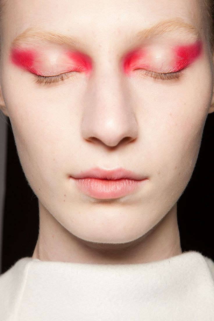 Pink Eyeshadow Tutorial: 250 Best Images About Makeup On Pinterest