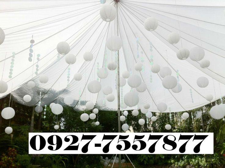 Parachute Wedding Tent More