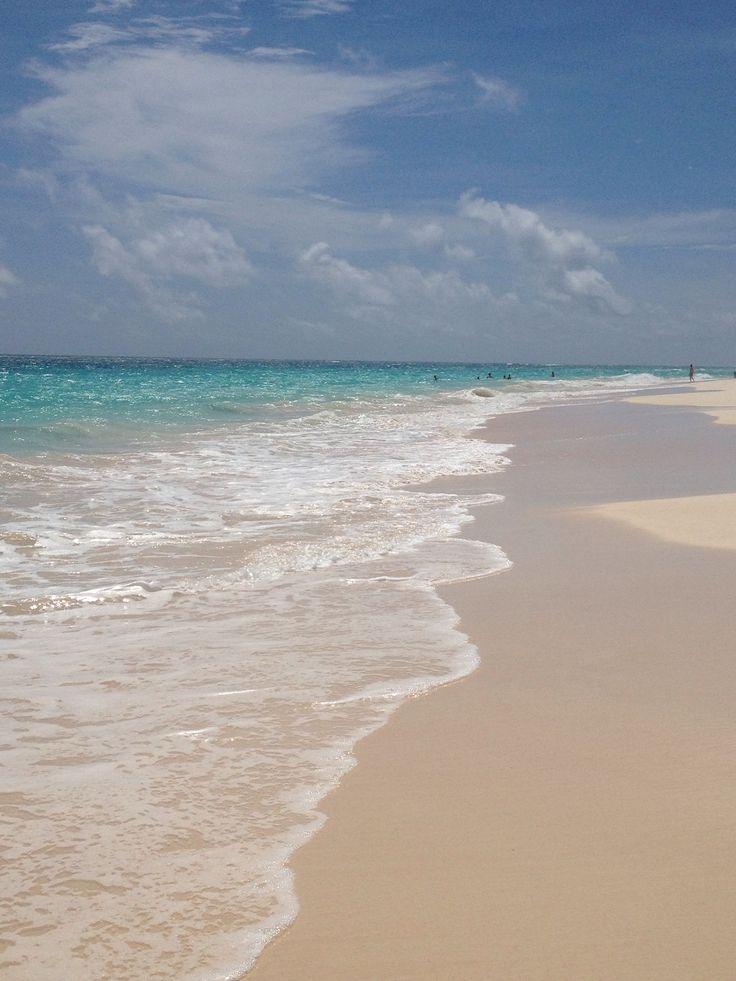 Beautiful Elbow Beach Bermuda