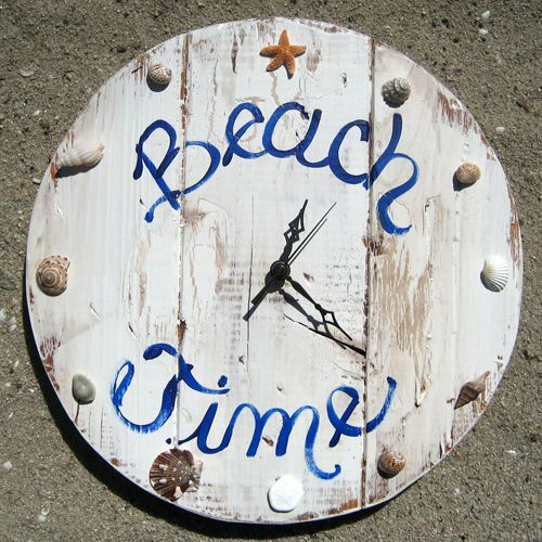 Thinking of the beach right now in this dreary, cold month of January!