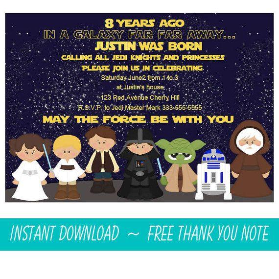 46 best Star Wars images on Pinterest Star wars birthday Star