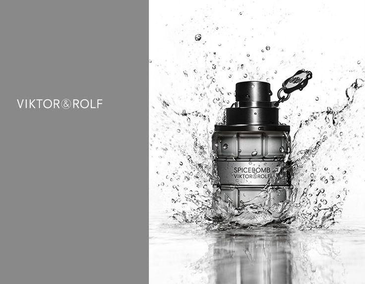 Viktor & Rolf fragrance for women and men.