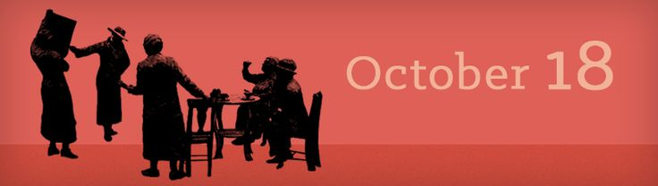 Persons Day is celebrated on October 18