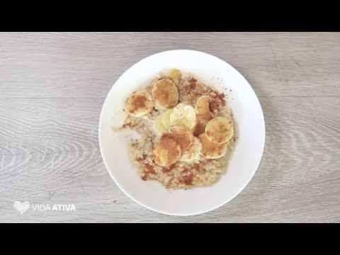6 Receitas de papas de aveia (com vídeo)