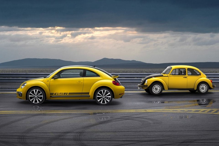 Unveiled recently at the Chicago Auto Show, the Beetle GSR is a reboot of the classic 1970's special edition Beetle. Has anyone here ever owned the original?
