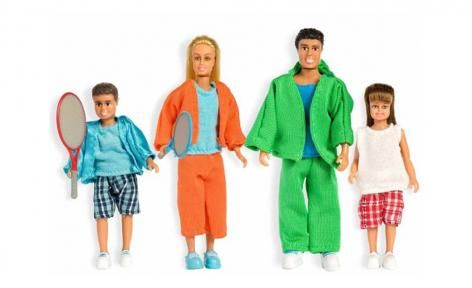 Stockholm 2015 Sporty Family by Lundby