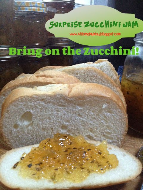 When life gives you zucchini – make jam! Surprise Zucchini Jam – NO PECTIN NEEDED! Must-Have Garden Recipe!!