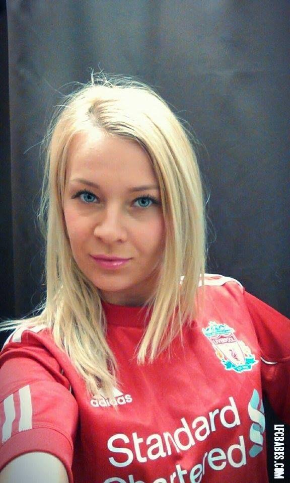 Sexy Reds #LFC #Girls