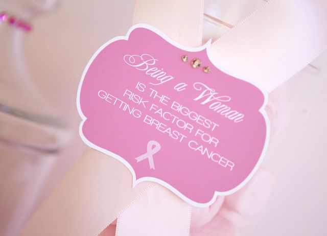 well said...: Breast Cancer Awareness, Parties Printable, Pink Ribbons, Awareness Months, Be A Woman, Pink Breast Cancer, Breast Cancer Parties Fundrai, Baby Boots, Pink Parties