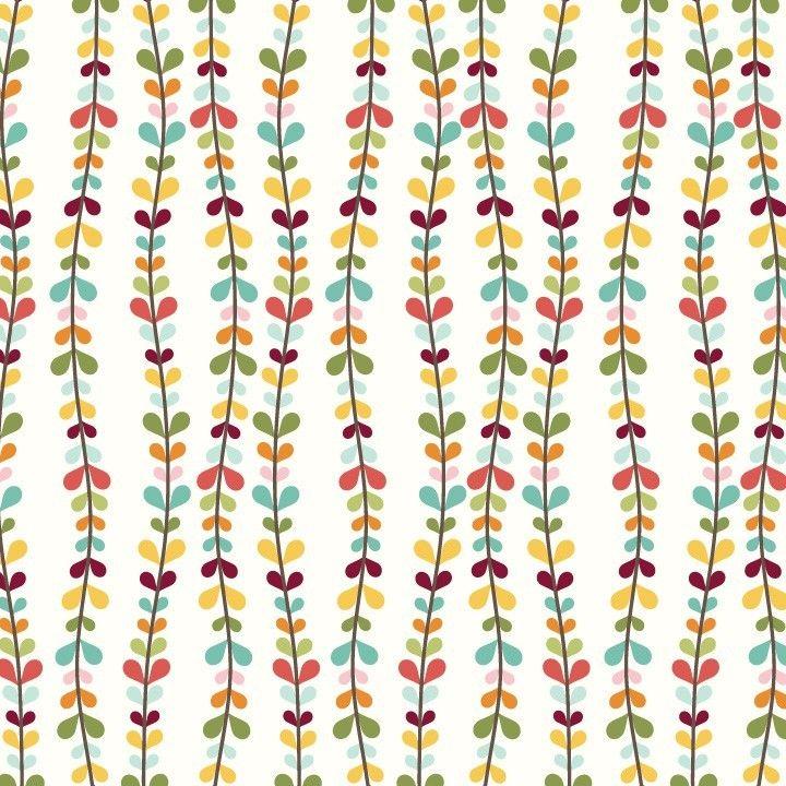 Zoe & Drew: Fabric Friday - Orla Kiely