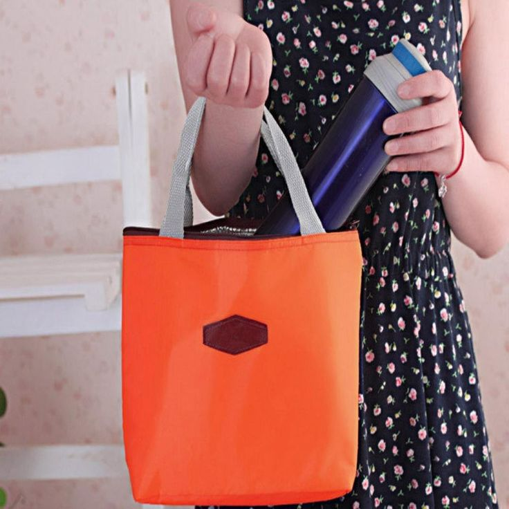 Fitfulvan Waterproof Insulated Lunch Bag Only 0.65