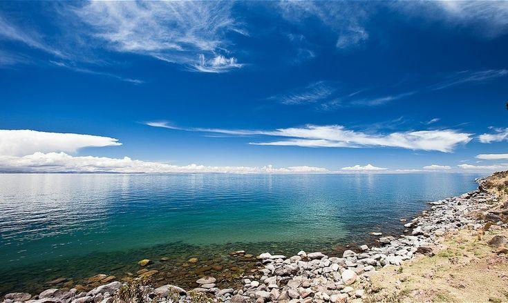 Озеро Титикака. Боливия/Перу.