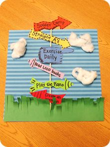 Dr. Seuss - Oh the Places You'll Go Craftivity - So stinkin' cute!