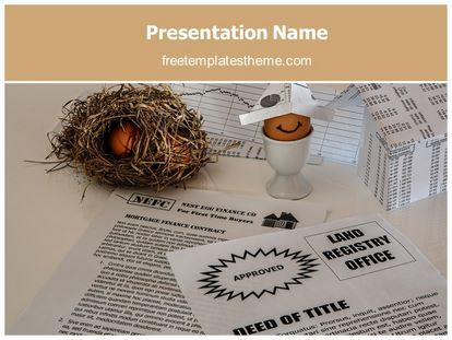 47 best free accounting and financial powerpoint ppt templates download free home loan savings powerpoint template for your toneelgroepblik Gallery