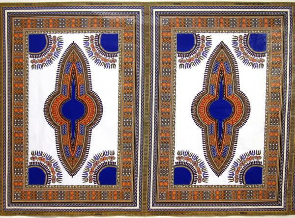 パーニュ(アディスアベバタイプ)<アフリカンプリント布