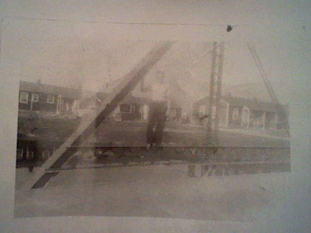 The Mill Street Bridge Lincoln Park To Ecorse Michigan Courtesy