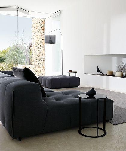 Modelo de sofa - pufe solto