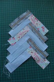 braid tutorial http://bluepatchquilter.blogspot.it/2011/07/upping-ante.html
