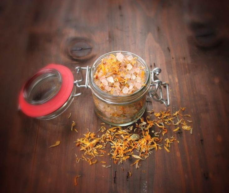 Sůl do koupele pro všechny citlivé dušičky:) – Kosmetika hrou