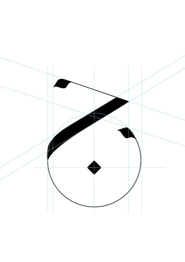 Spirit - Arabic Calligraphic Script on Typography Served