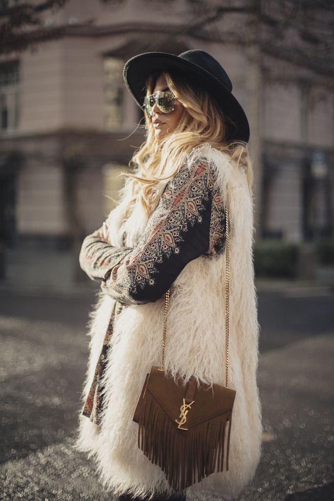 Mercedes Benz Fashion Week Outfit - Januar 2016