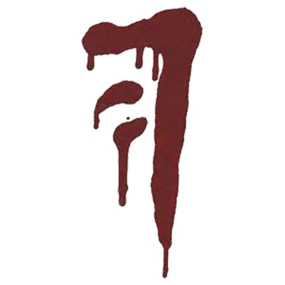 Mark of Cain tattoo Supernatural Collection  This vinyl decal is great for any semi-flat smooth surface. Less than 3 vinyl