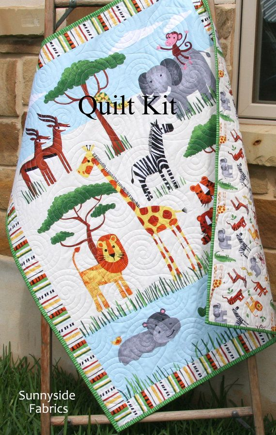 17 Best Images About Zoo Quilts For Babies On Pinterest
